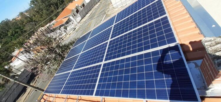 instalação fotovoltaica campinas Parque jambeiro